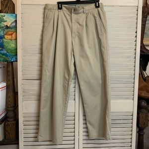 George 34x29 Casual Dress Pants Tan